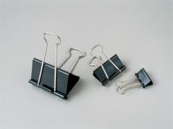 Foldback clip 25mm (box 12)