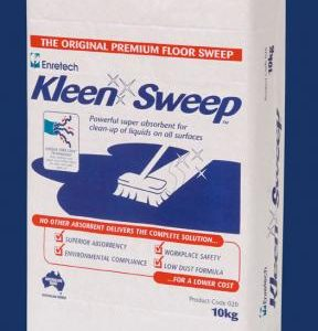 Enretech Premium Floor Sweep 10kg Bag EN20