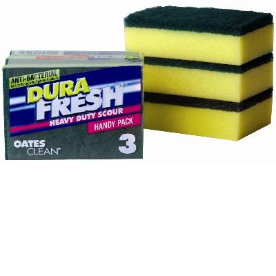 Scourer Sponge 3 Pack