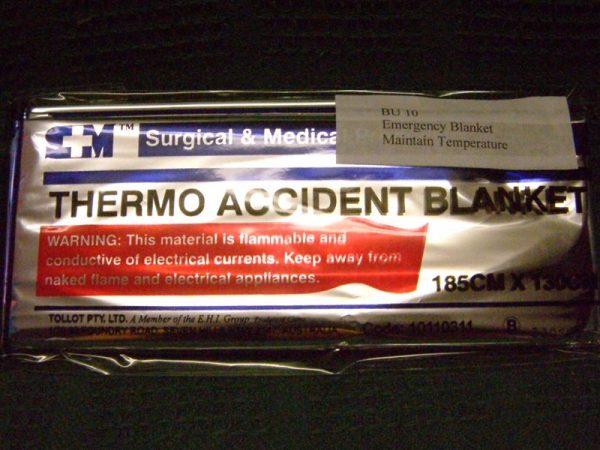 Emergency Blanket BU10 #17