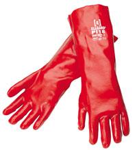 Glove Dip PVC Gaunlets PL18
