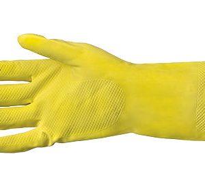 Glove Rubber MEDIUM (12 pair)