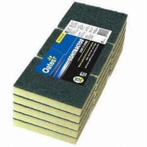 "Scourer ""N"" Sponge 100 x 150mm (pack 15)"