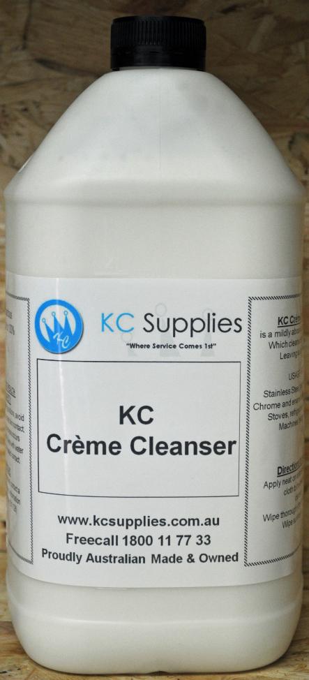 Creme Cleanser 5L