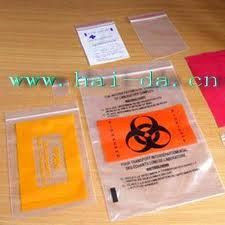 Biohazard Bag BHB10 #5 (pack 10)
