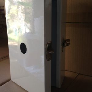 Air Fresh Cabinet Lockable