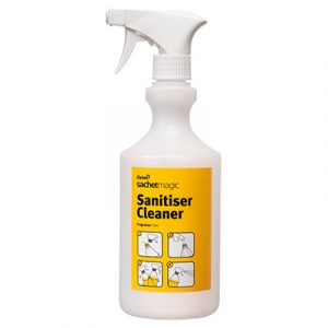 Sachet Magic BOTTLE for Sanitiser Cleaner 750ml