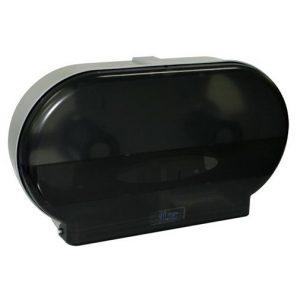 Jumbo Toilet Roll Dual Dispenser
