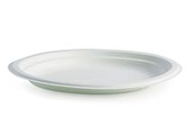 "BioPak 12.5"" (32cm) Oval  BioCane Plate (carton 500)"