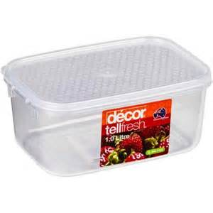 Decor Tellfresh 1L Oblong