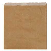 Bag Greaseproof Lined #2 215 x 200 (pack 500)