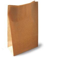 Checkout Bag Detpak Brown NH #16 390 x 240 x 120 (carton 250)