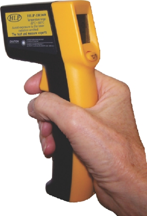 Infra-Red Thermometer, Gun Style