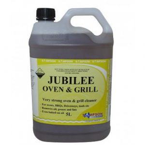 Sampson 5L JUBILEE Oven & Grill Cleaner
