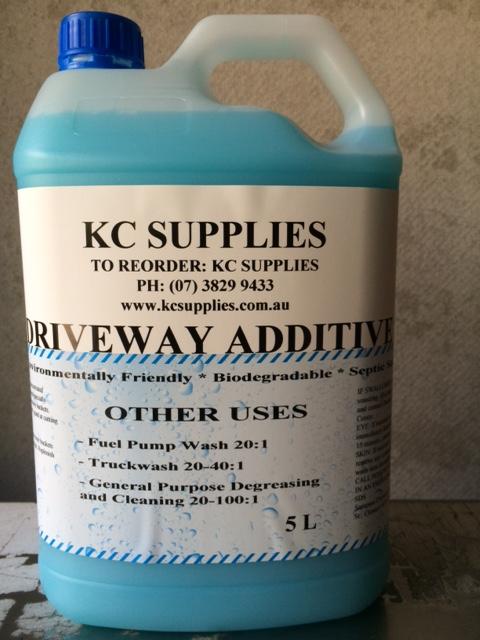 Sampson 5L Driveway Additive