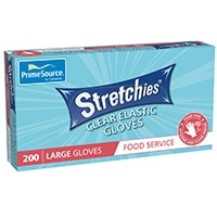 Glove Stretchies Medium (box 200)