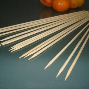 Bamboo Skewers 150 x 3 (carton 10,000)
