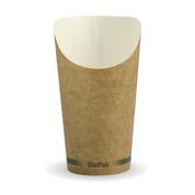 BioPak Chip Scoop Cup 16oz (carton 1000)