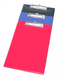 Clipboard Plastic Black 41000