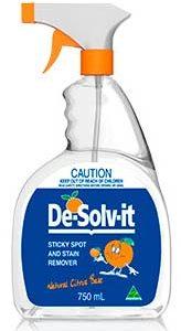 De-Solv-It 750ml Spray Bottle