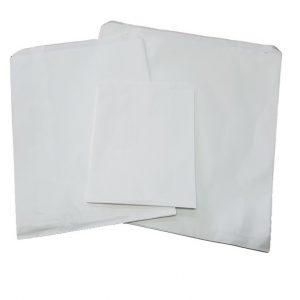 Bag Paper 1/4 Long White (Pack 1000)