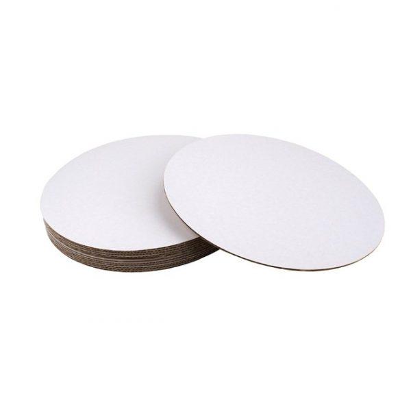 Circular Cake Base 8.5 pack 200