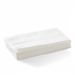 Biopak Napkins Single Serve White (carton 6000)
